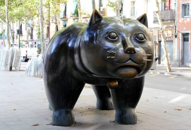 El gat del Raval (The Raval cat)